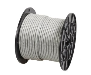 Galvanized Steel Aircrate cable wire